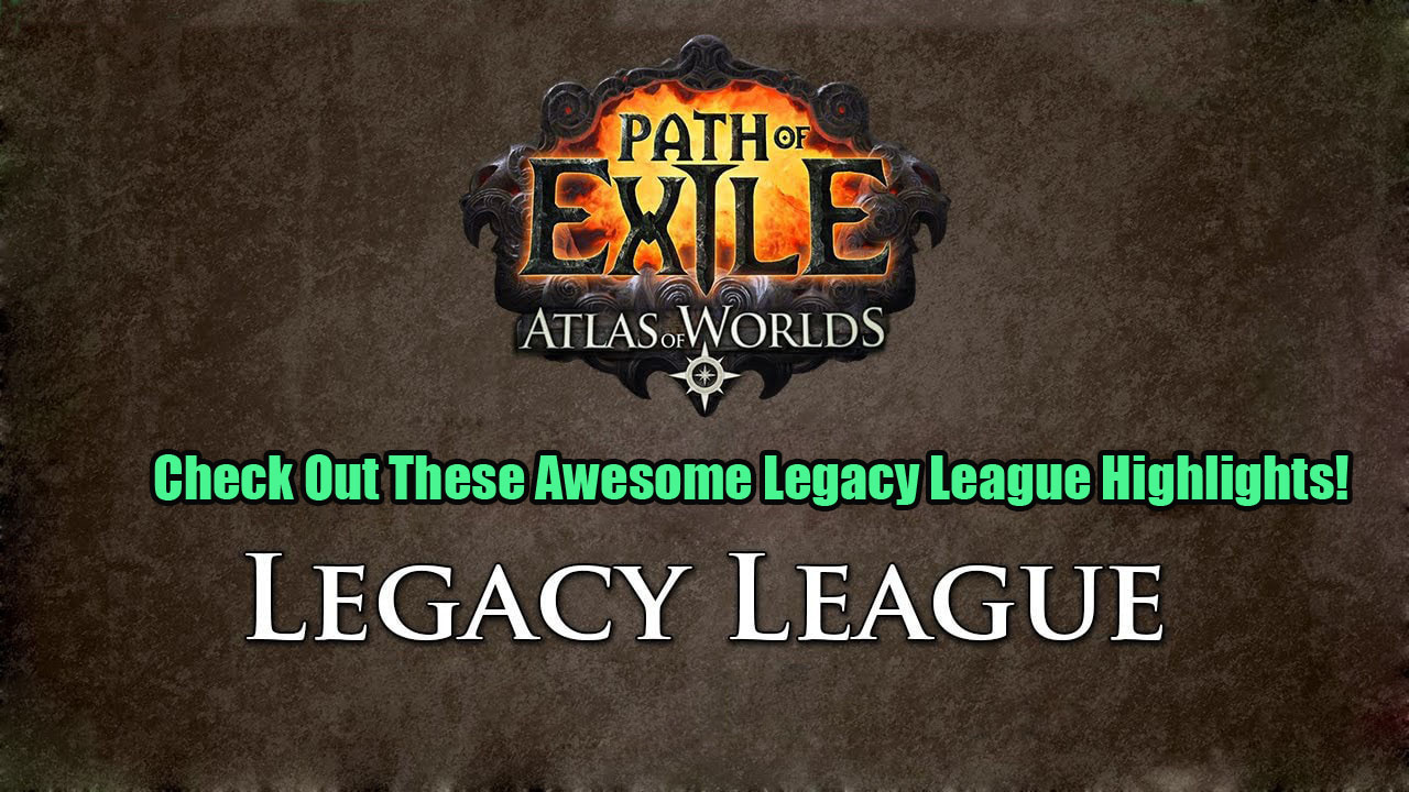Check Out These Awesome Legacy League Highlights!
