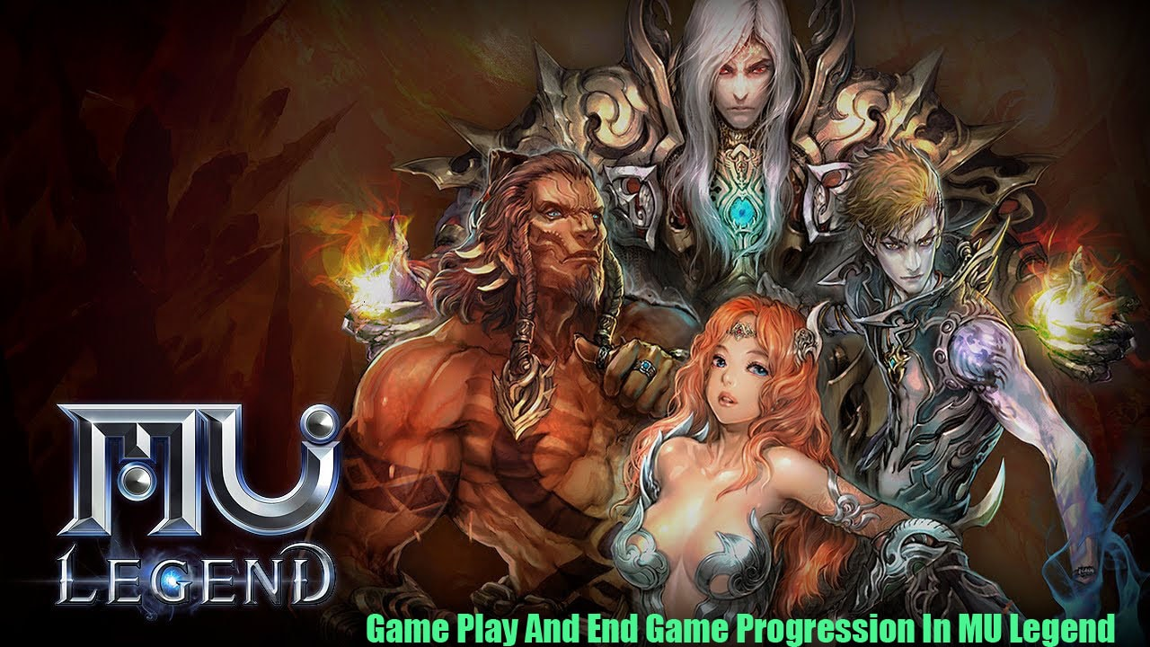 Game Play And End Game Progression In MU Legend