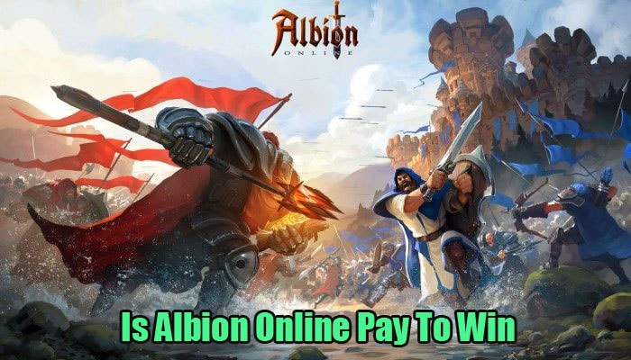 Is Albion Online Pay To Win?
