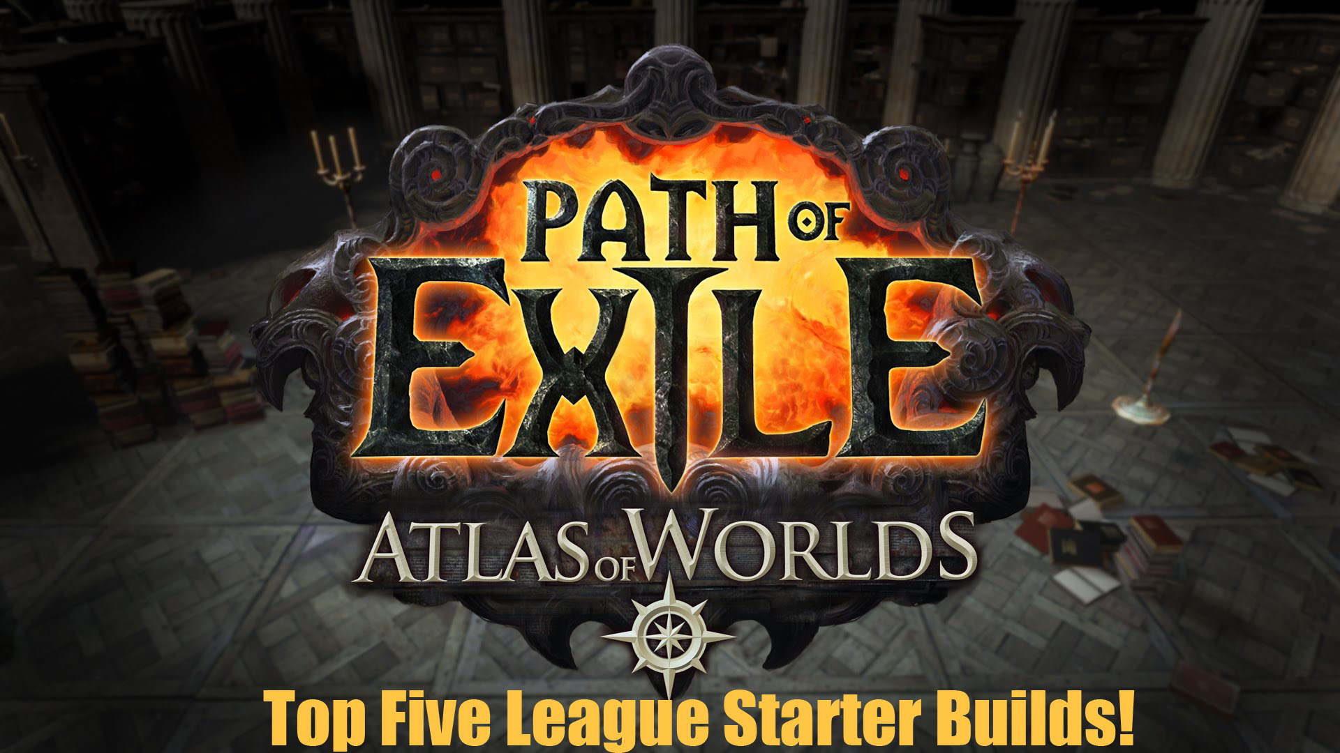 Path Of Exile Atlas Of Worlds: Top Five League Starter Builds!