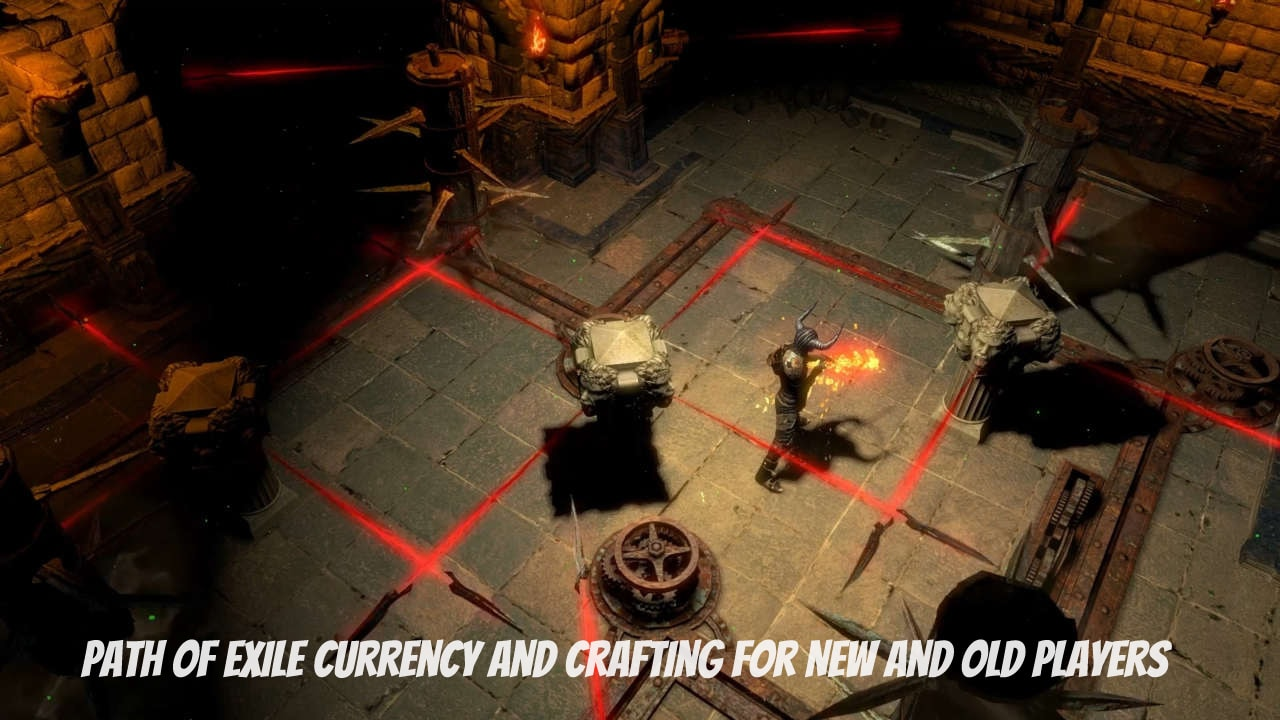 Path of Exile – Currency and Crafting For New and Old Players