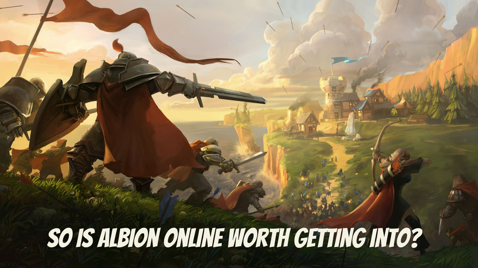 So Is Albion Online Worth Getting Into?