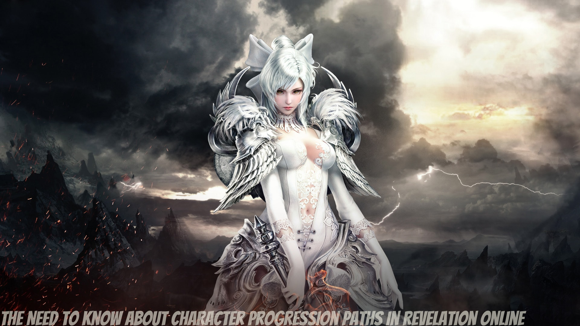 The Need To Know About Character Progression Paths In Revelation Online