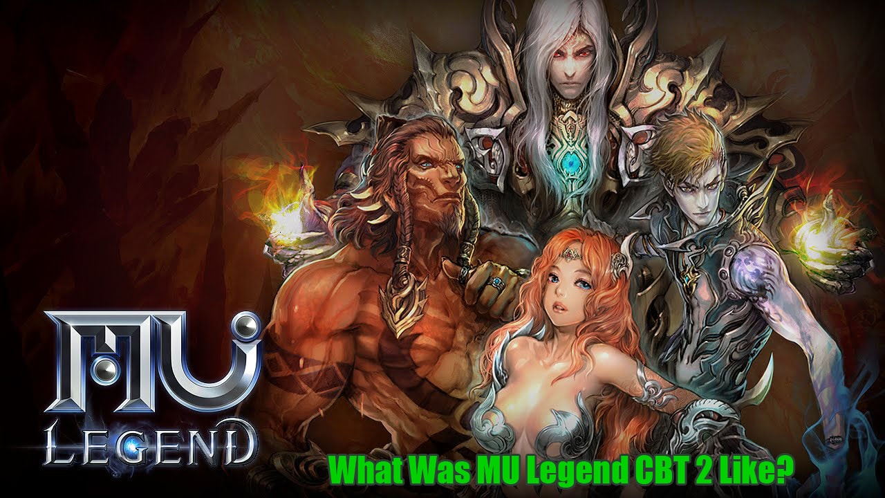 What Was MU Legend CBT 2 Like?