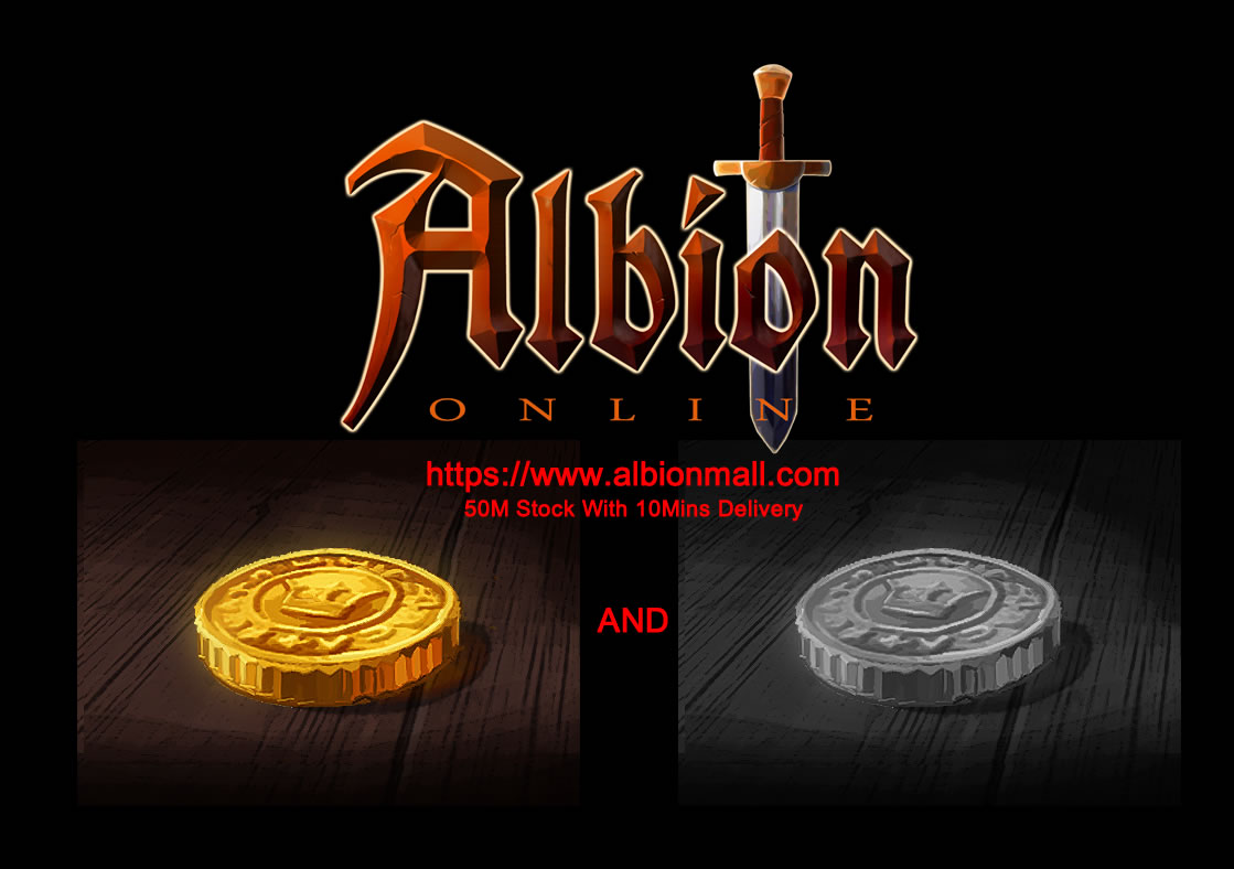 Albion online players worried about gold and silver trading market