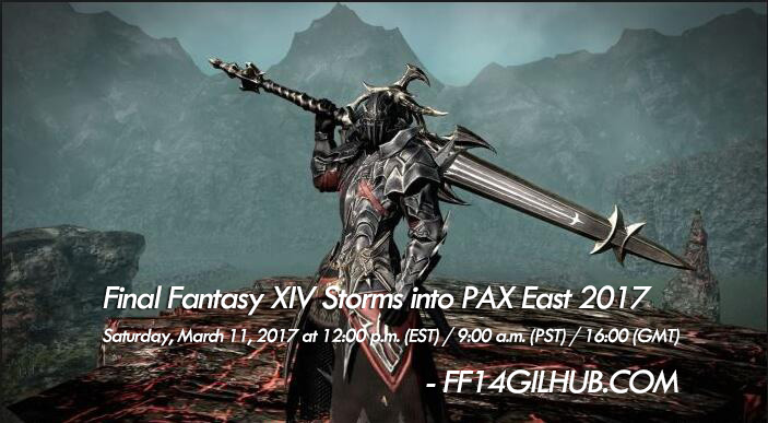 Final Fantasy XIV Storms into PAX East 2017