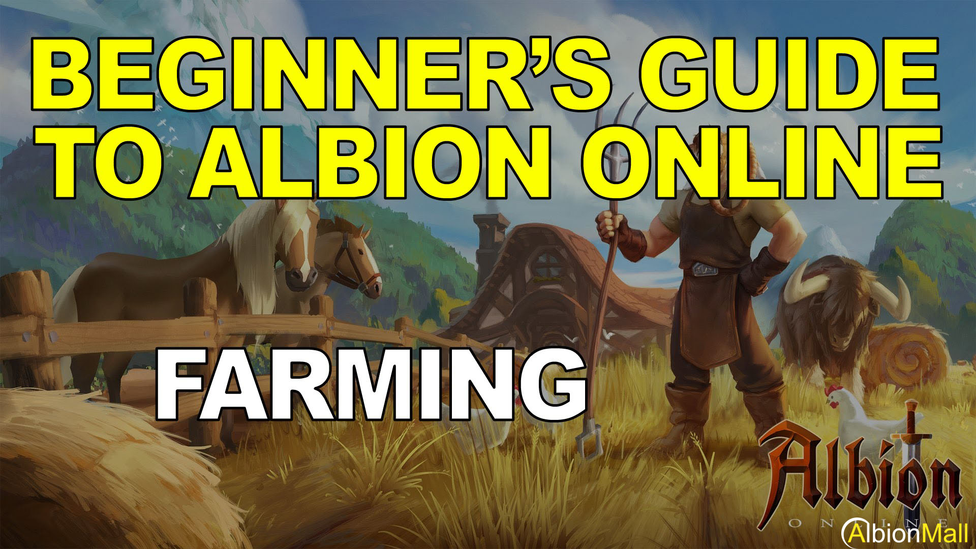 Albion Online – Beginner's Guide to Getting Rich on Silver