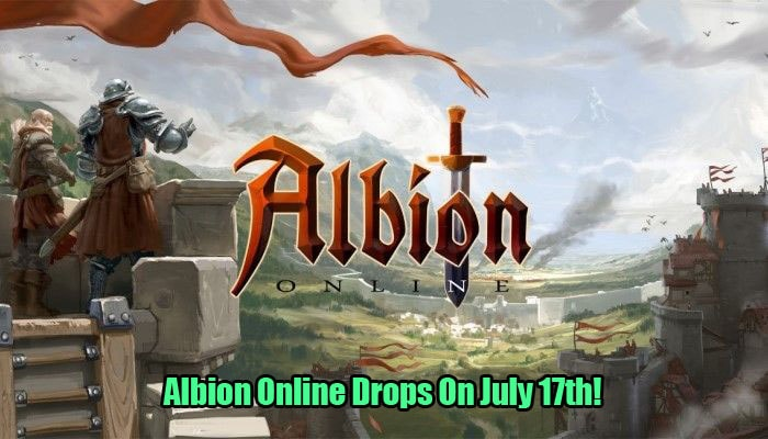 Albion Online Drops On July 17th!