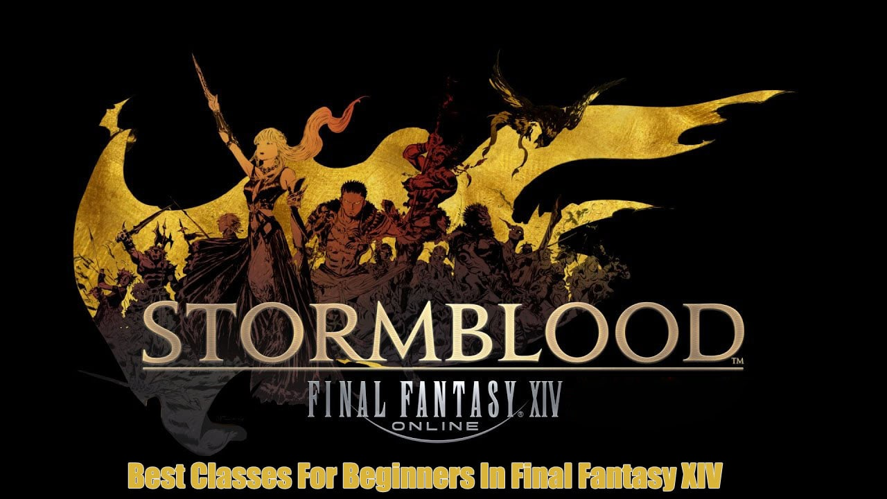Best Classes For Beginners In Final Fantasy XIV