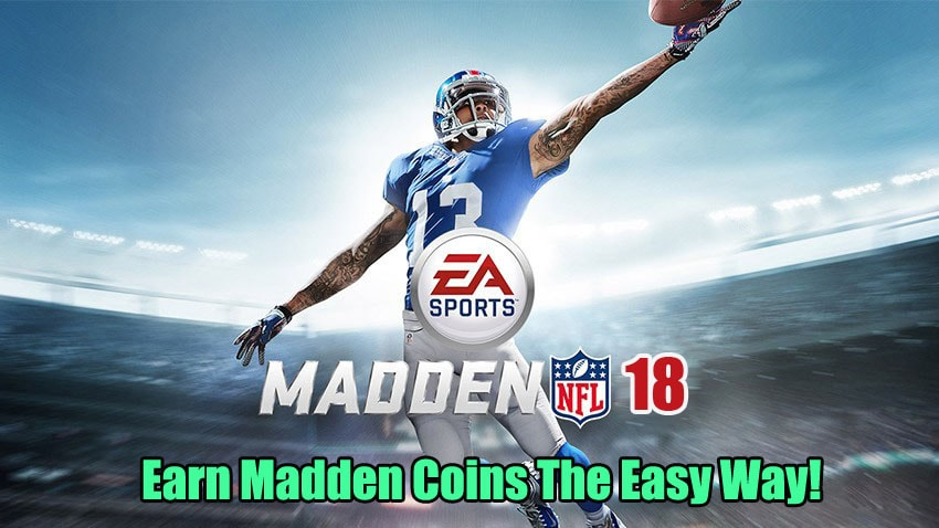 Earn Madden Coins The Easy Way!