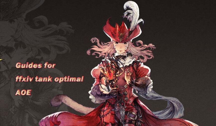 Guides for ffxiv tank optimal AOE