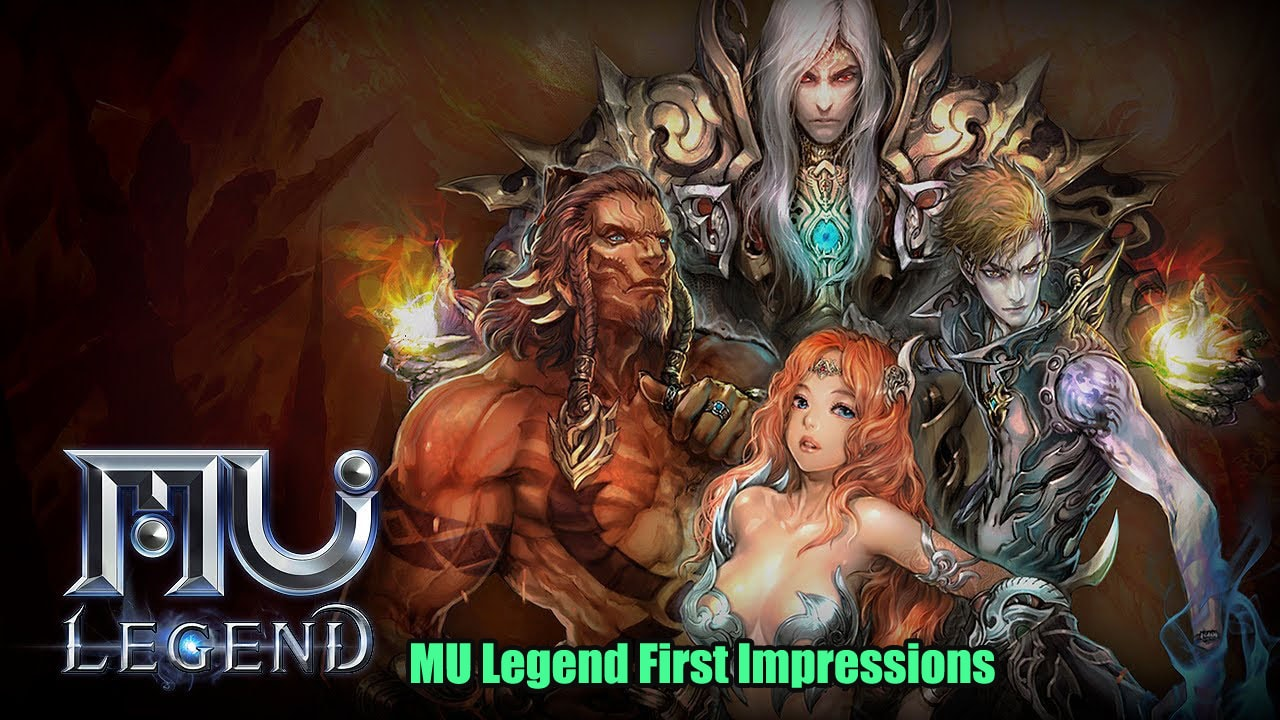 MU Legend First Impressions