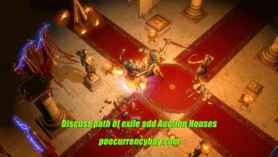 Discuss path of exile add Auction Houses