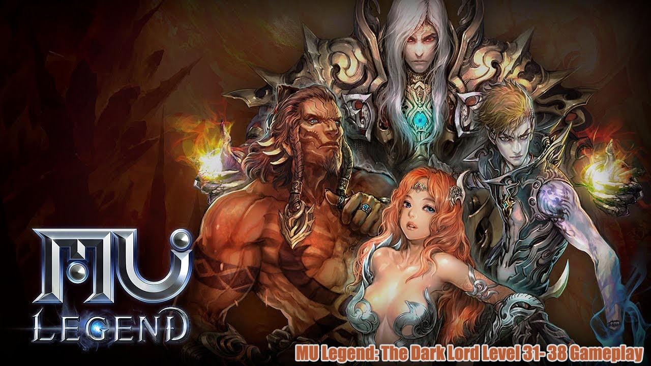 MU Legend: The Dark Lord Level 31- 38 Gameplay