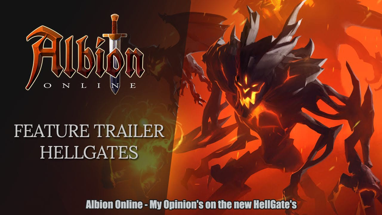 The New Hellgate In Albion Online: Our Opinions