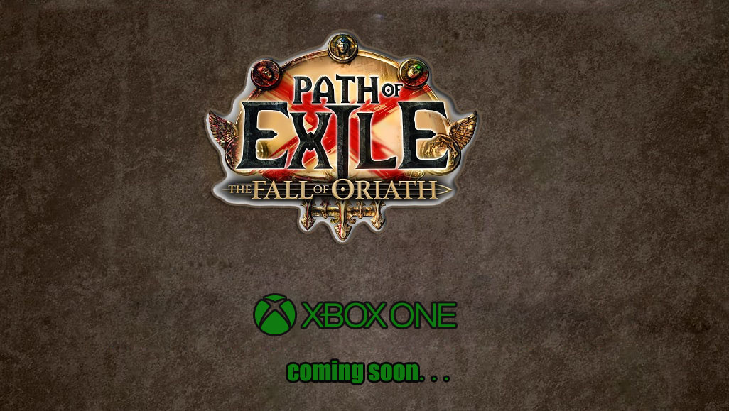 What To Expect From Path Of Exile On Console