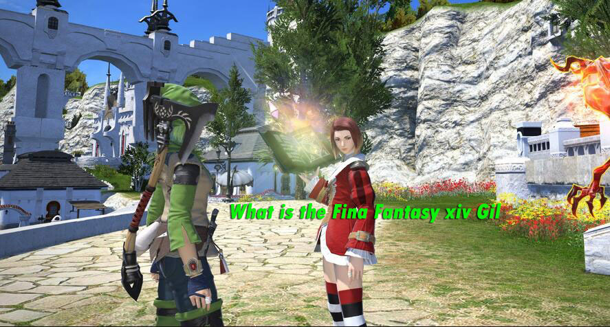 What is the Fina Fantasy xiv Gil