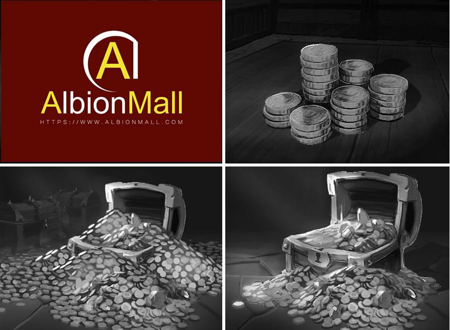 Farming Albion Online Silver beginner