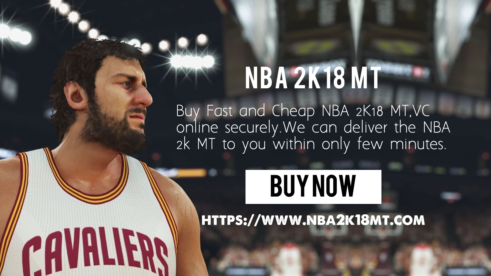 The Best Place To Buy NBA 2K18 MT And VC Shopping Store