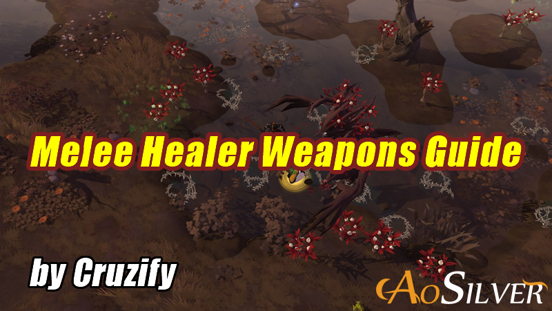 Albion Online Melee Healer Weapons Guide