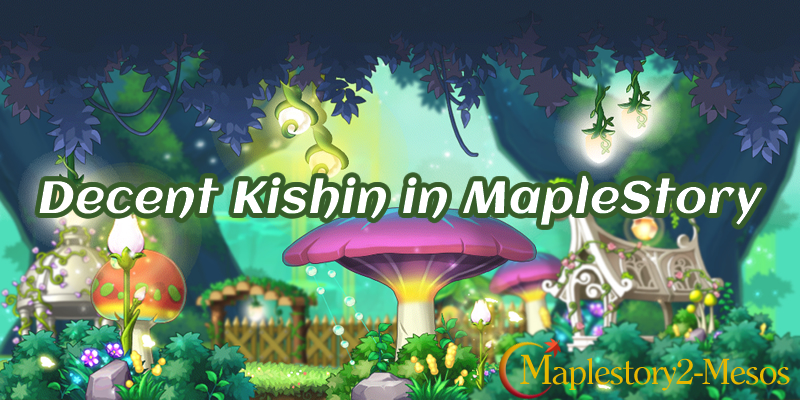 Decent Kishin in MapleStory