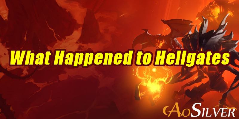 Albion Online: What Happened to Hellgates