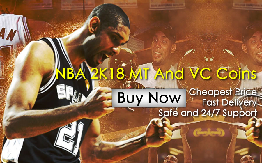 Why Choose NBA2K18MT to Buy NBA 2K18 MT and VC