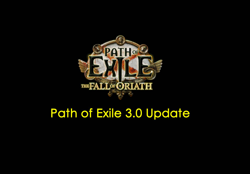 Next week Path of Exile Oriath Beta clear and Restart Beta