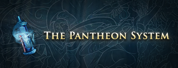 Path of Exile Oriath The Pantheon System