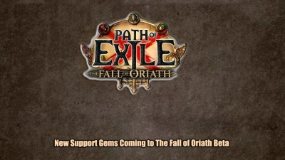 how to use support gems path of exile