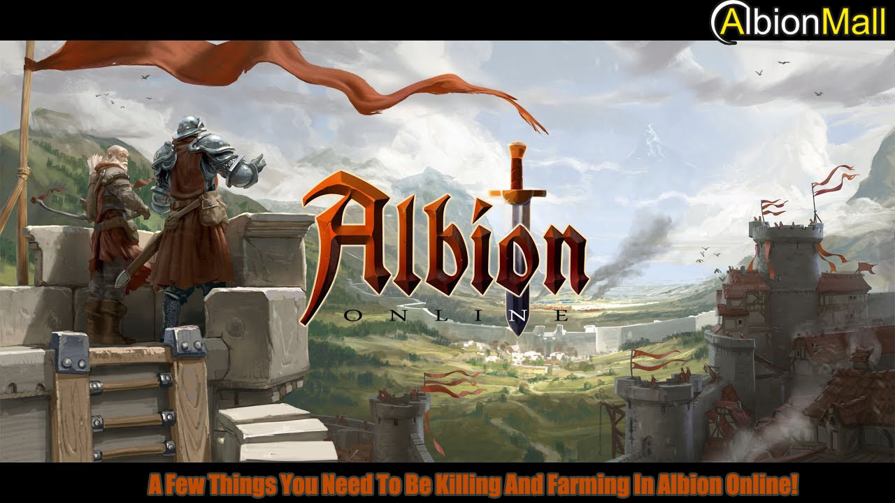 A Few Things You Need To Be Killing And Farming In Albion Online!