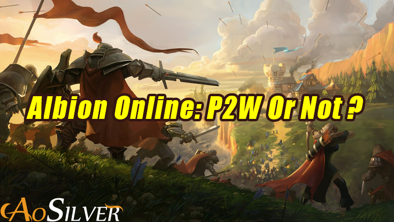 Albion Online: P2W Or Not?