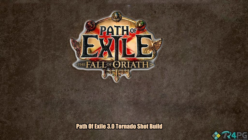 Check Out The Fantastic Path Of Exile Tornado Shot Build