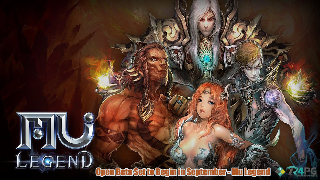 Get In One The MU Legend Open Beta This September