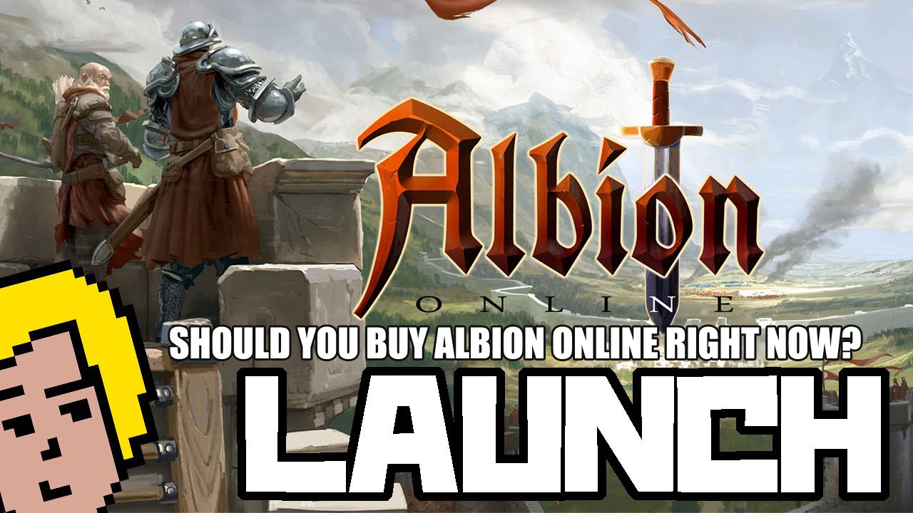 Is It Worth Buying Albion Online Right Now?