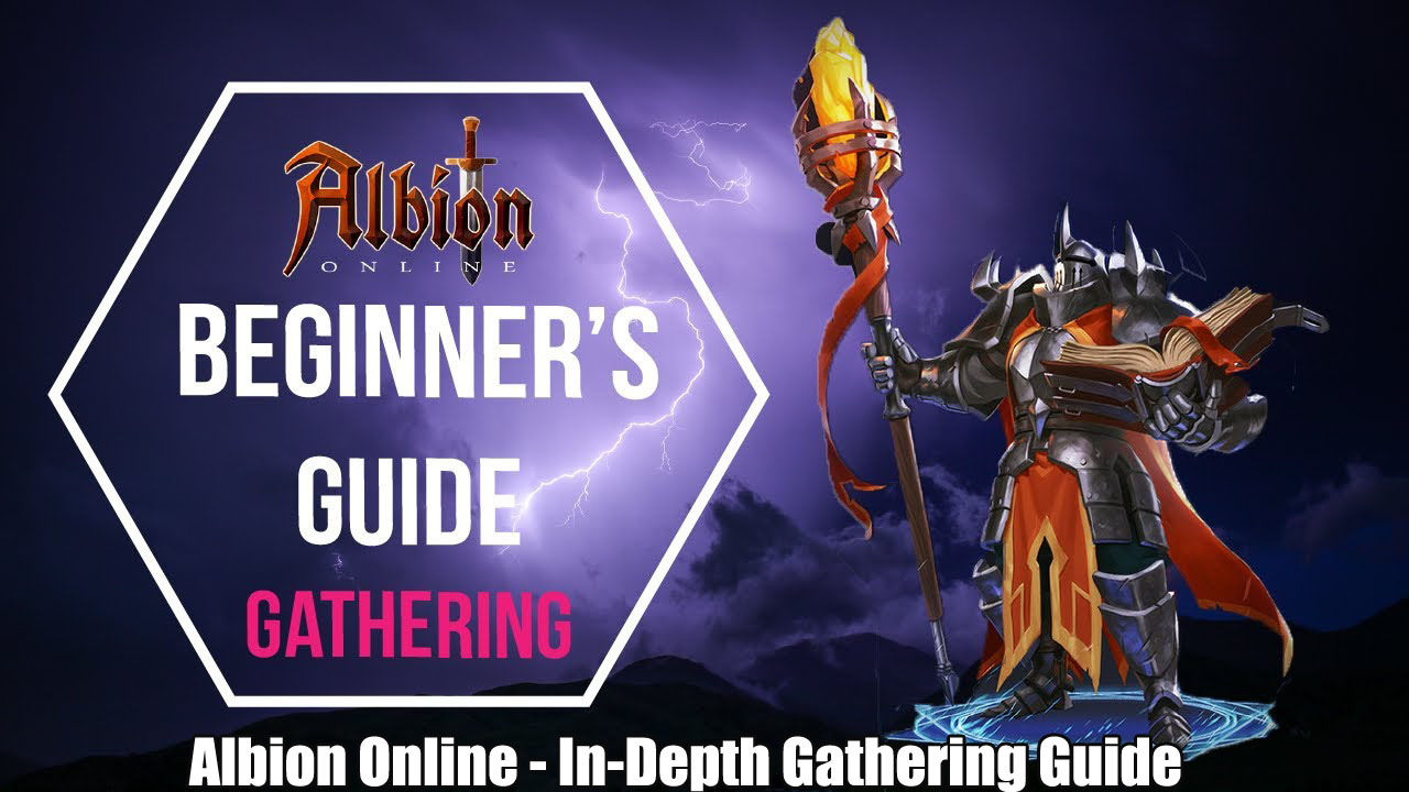 Knowing About Gathering In Albion Online