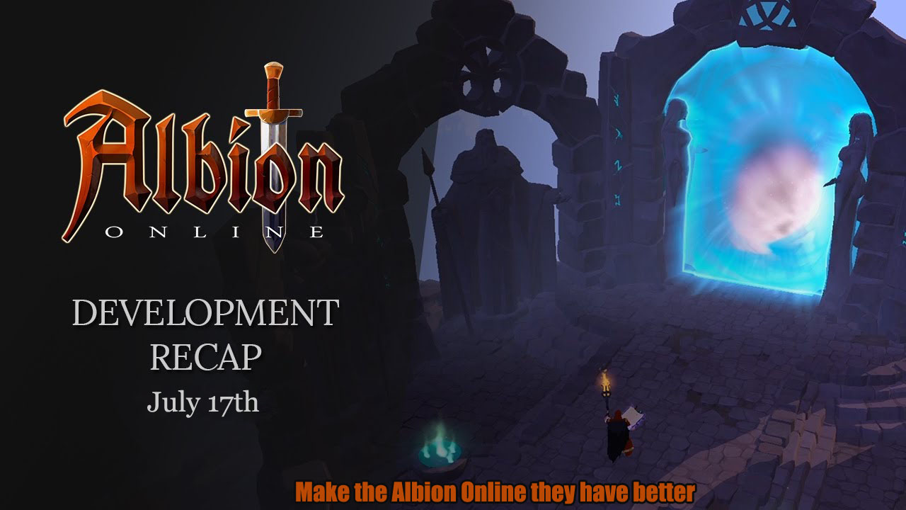 Make the Albion Online they have better