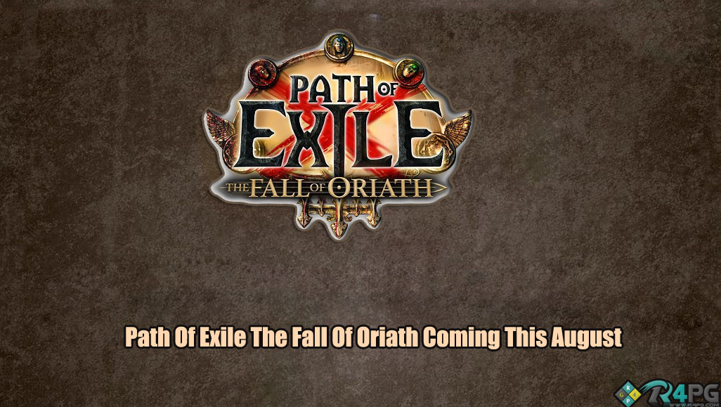 Path Of Exile The Fall Of Oriath Coming This August