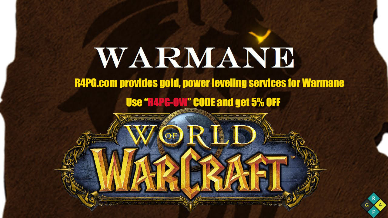 R4PG Declares Full Coverage of Warmane Services