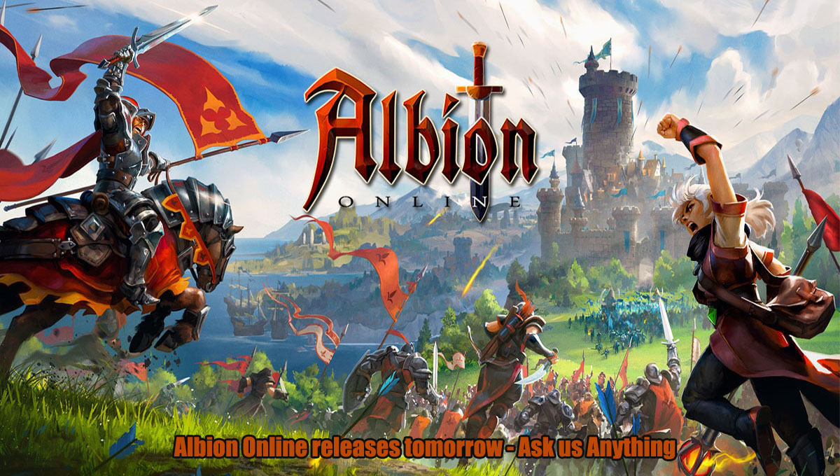 Sandbox Interactive Are An Open Book Ahead Of Albion Online