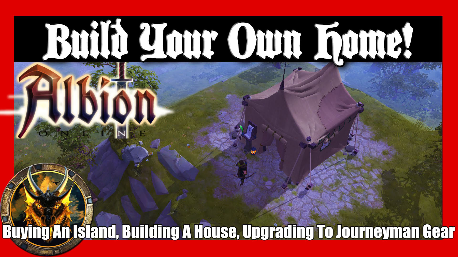 What To Build On Your Island In Albion Online