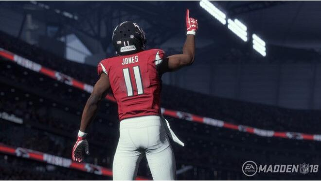 TOP 5 Madden 18 Wide Receivers Ratings