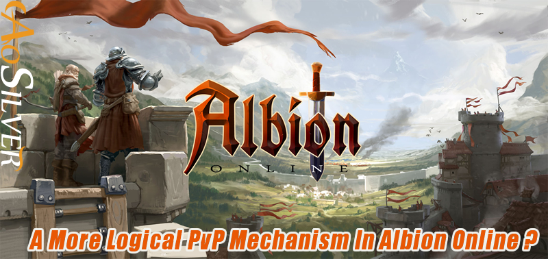 A More Logical PvP Mechanism In Albion Online