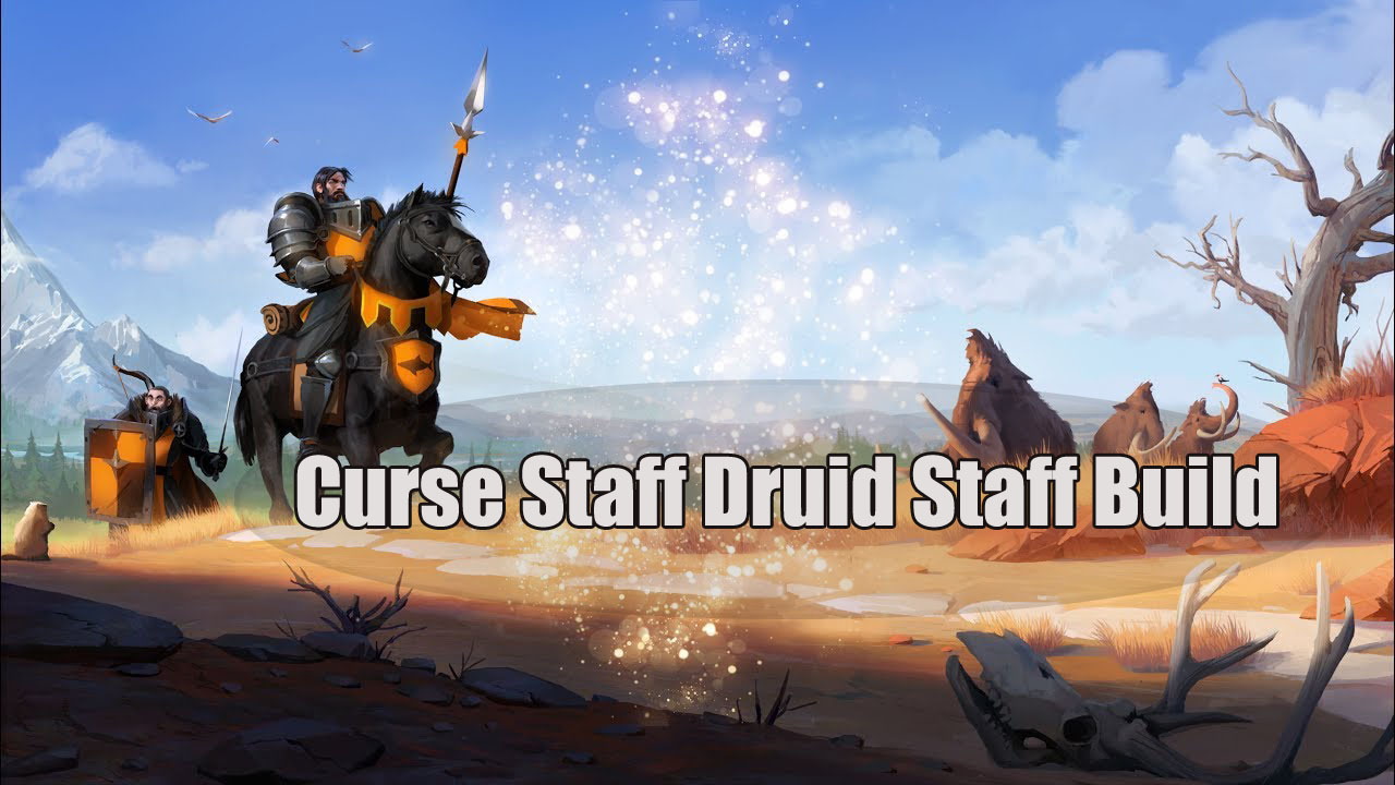 Albion Online: Is The Cursed Staff Worth Using?