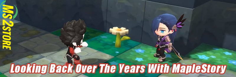 Looking Back Over The Years With MapleStory