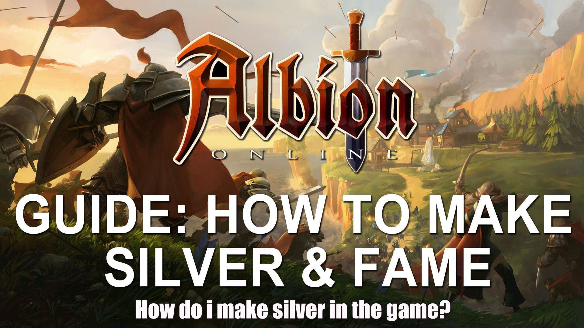 Making Silver In Albion Online