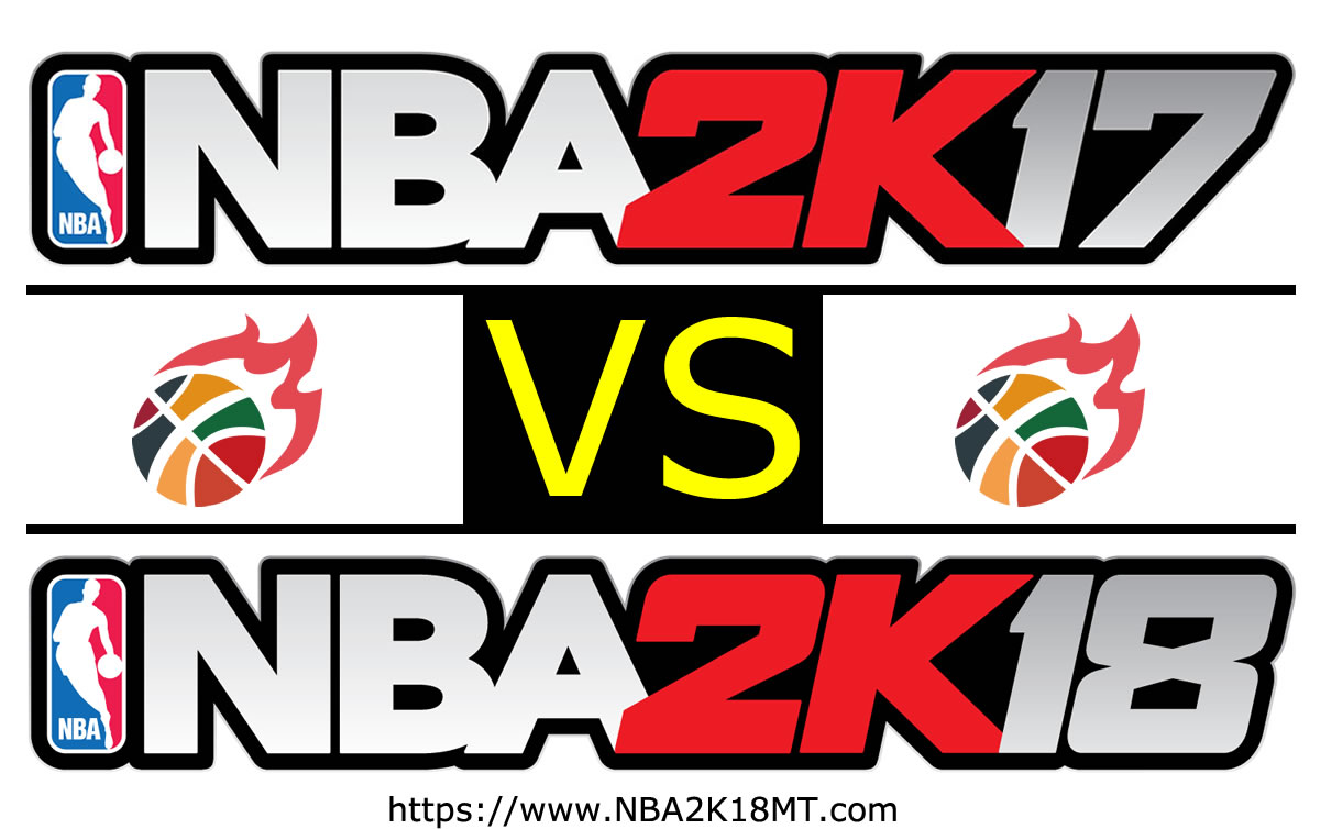 NBA2K18 Will be coming soon, Do you want to say goodbye to the NBA 2K17?