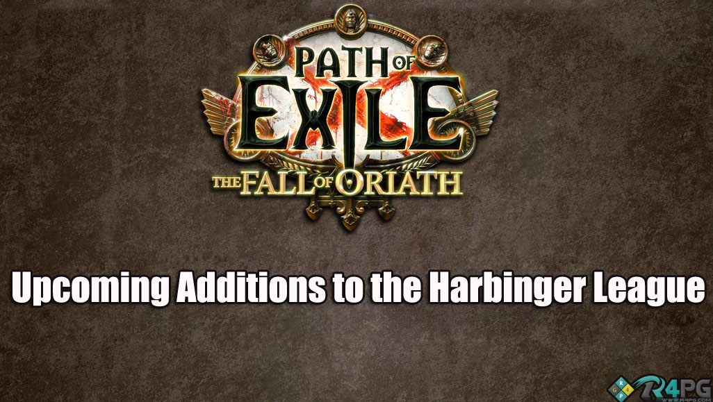 POE Changes To The Harbinger League