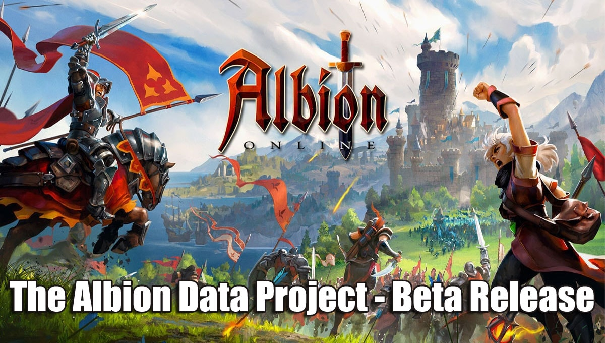 The Albion Data Project Release Information