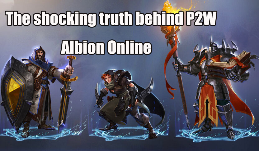 The P2W Debate In Albion Online
